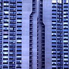 Twin Towers by Roc Ahrensdorf