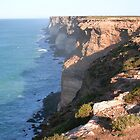 Great Australian Bight by Corrie Wharton
