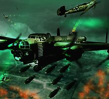 Lancaster Assault by Steven  Agius