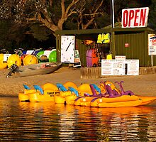 Lakes Entrance by Darren Stones