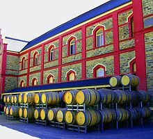 Chateau Tanunda Winery by JuliaWright