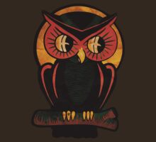 Dirty Owl by James Raynes