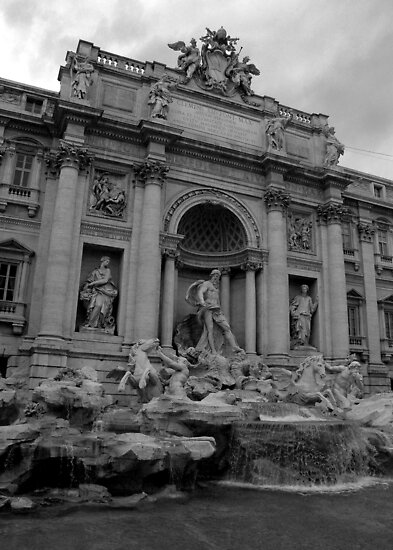 Trevi Fountain by Tim Condon