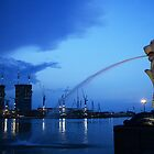 Merlion Singapore by BengLim