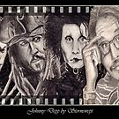 Johnny Depp and Friends by Stormswept