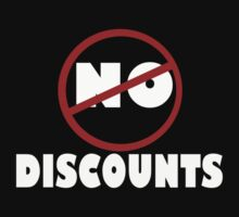 NO DISCOUNT by Paul Quixote Alleyne