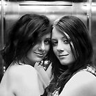 Elevator Girls by KellyJo