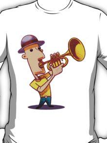 Blow that trumpet! T-Shirt