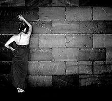 The wall by Etienne RUGGERI Artwork eRAW