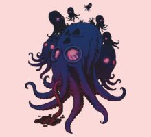 Squidmask, (Blueish/purple) by Mirth
