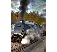 No 60007  Sir Nigel Gresley Photographic Print