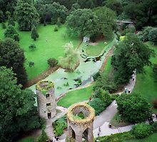 Blarney Castle by Kymbo