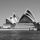 Sydney Opera House by Jason Ruth
