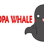 Soopa Whale by hgdesigns