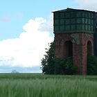 Melton Water Tower by Ian Reeley