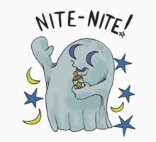 """Nite- Nite"" - the baby blue ghost! by weirdpuckett"