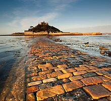 St Michaels Mount. by Sarin