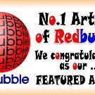 Featured Artist Award by Ken Tregoning