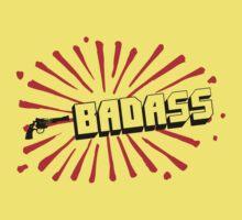 BADASS by Faizan Qureshi