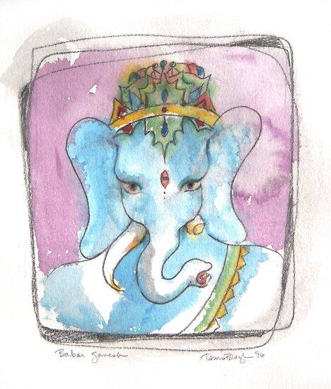 Babar Ganesh by Tama Blough