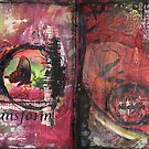 Art Journal - transform by Clare Reid