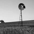 Windmill by liaimages