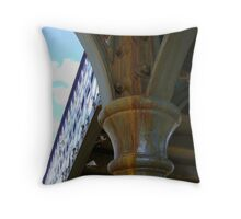 supporting role Throw Pillow