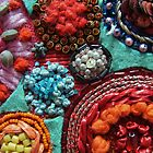 Embroidery Circles by zaliedal