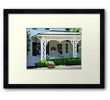 Robert A. Tino Gallery Framed Print