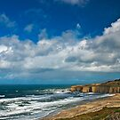 Coastal Headlands San Gregorio by MarkEmmerson
