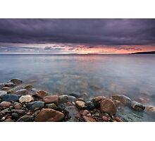Sunrise St Anns Bay Nova Scotia Photographic Print