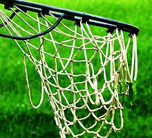 Basketball goal by Ruth Ford