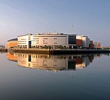 The Odyssey, Belfast by Alan McMorris