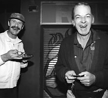 John & Mick by docophoto