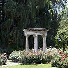 Roman Garden by Shaina Lunde