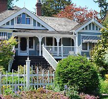 Oak Bay Dream Cottage by Carol Clifford