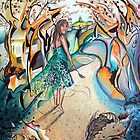 Autumn Lady by Tina-Renae