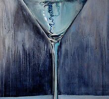 Blue Spirit (True Stinger) by Midori Furze