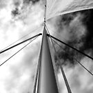 Under Sail III by Jon  Johnson