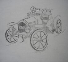 Buick 1909 by christine7