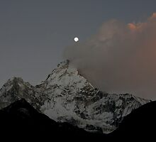 Himalayan Evening by Patty Boyte