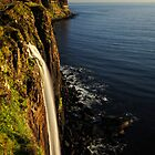 Mealt Falls & Kilt Rock, Isle of Skye by Thomas Peter