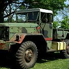 U.S.A. Military Truck by TeeMack