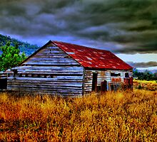 Old Hay Shed by KeepsakesPhotography Michael Rowley