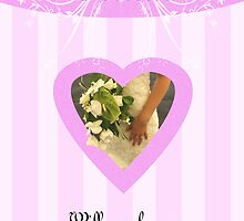 Will you be my bridesmaid Cousin Request Card by Moonlake