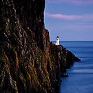 Neist Point Lighthouse, Isle of Skye by Thomas Peter
