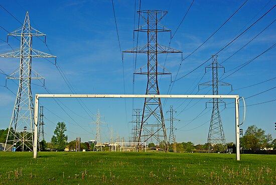 High voltage on soccer fields by Zal Lazkowicz