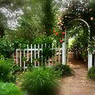 Dreamy Garden by Trudy Wilkerson