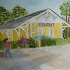 Restored 1896 Delray Beach train station by donnawalsh