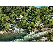Downieville Photographic Print